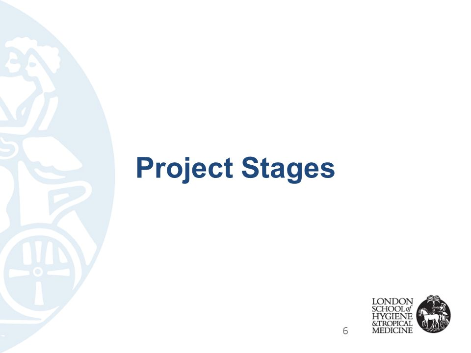 Project Stages 6