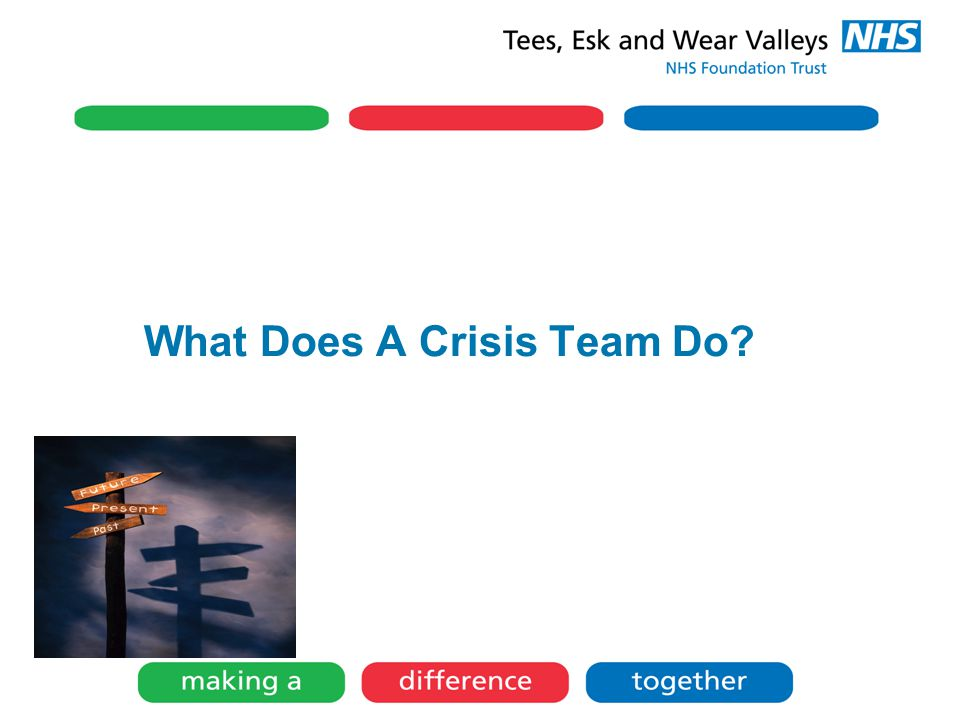 What Does A Crisis Team Do?