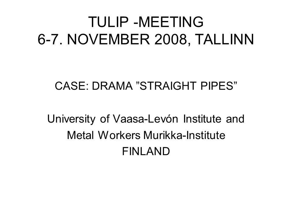 TULIP -MEETING 6-7.