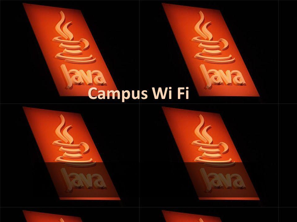 Campus Wi Fi