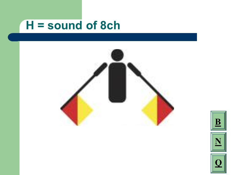 I = sound of eye _ _ _ L O P