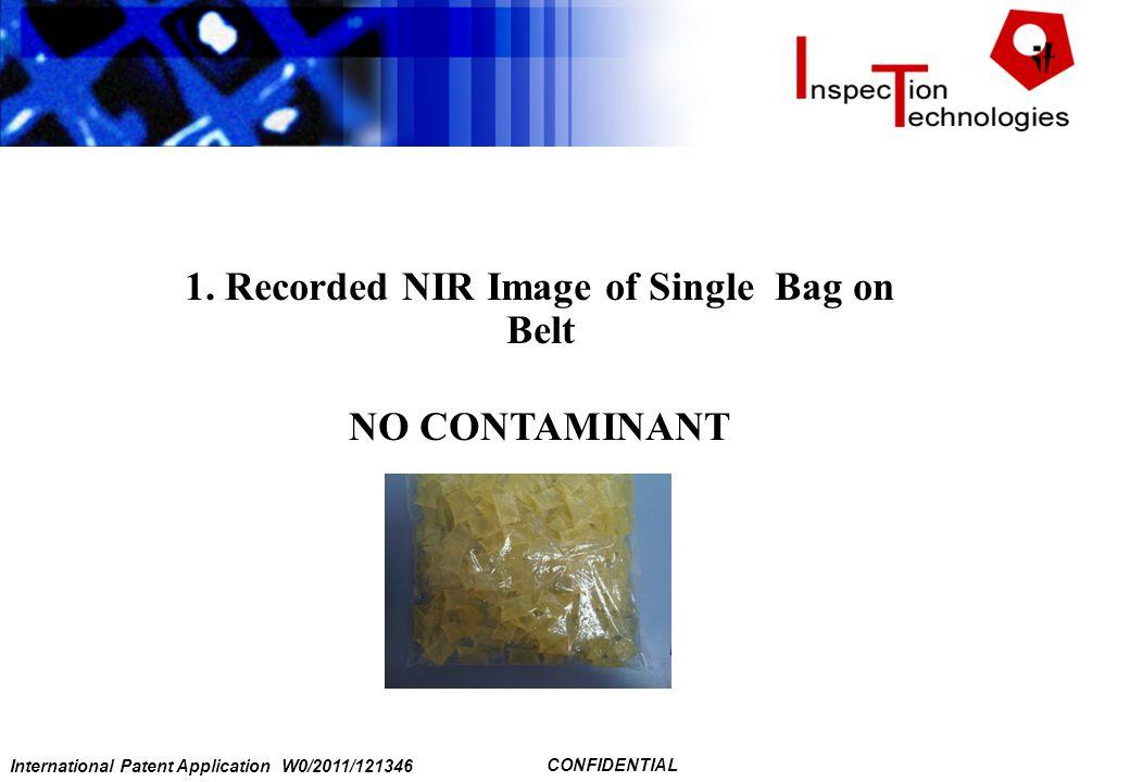 International Patent Application W0/2011/121346 CONFIDENTIAL 1.