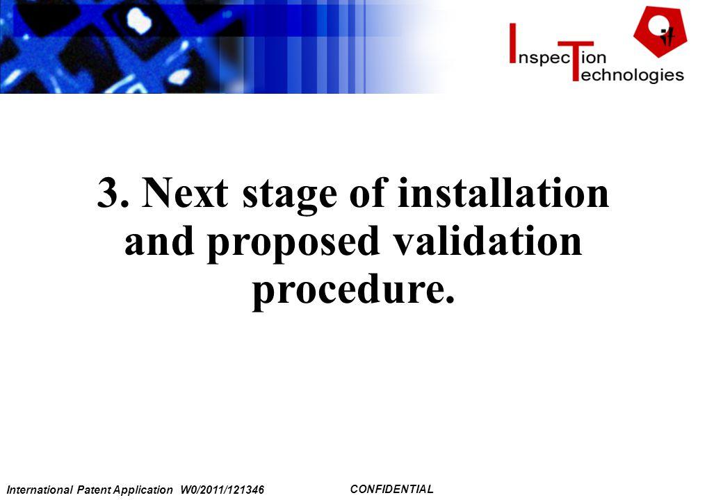 International Patent Application W0/2011/121346 CONFIDENTIAL 3.