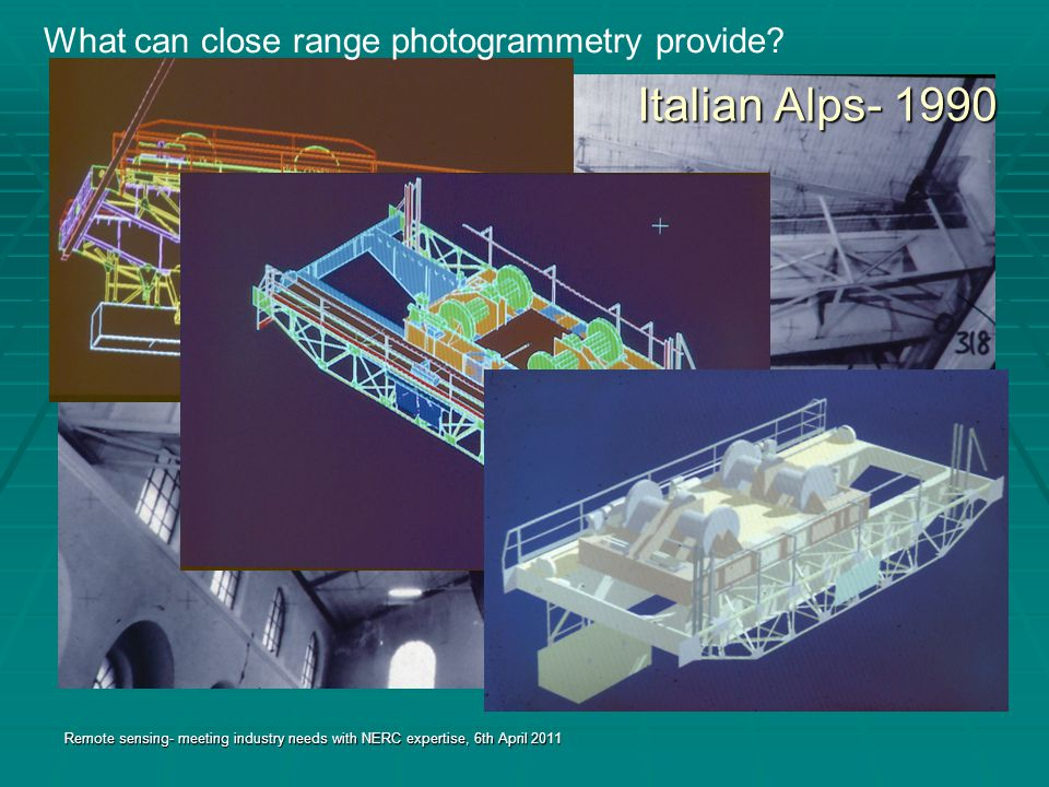 Which camera. All cameras have spatial measurement potential.