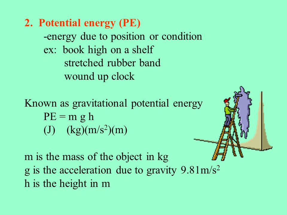 Check up: Where does the pendulum have greatest PE.