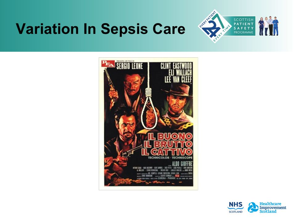 Variation In Sepsis Care
