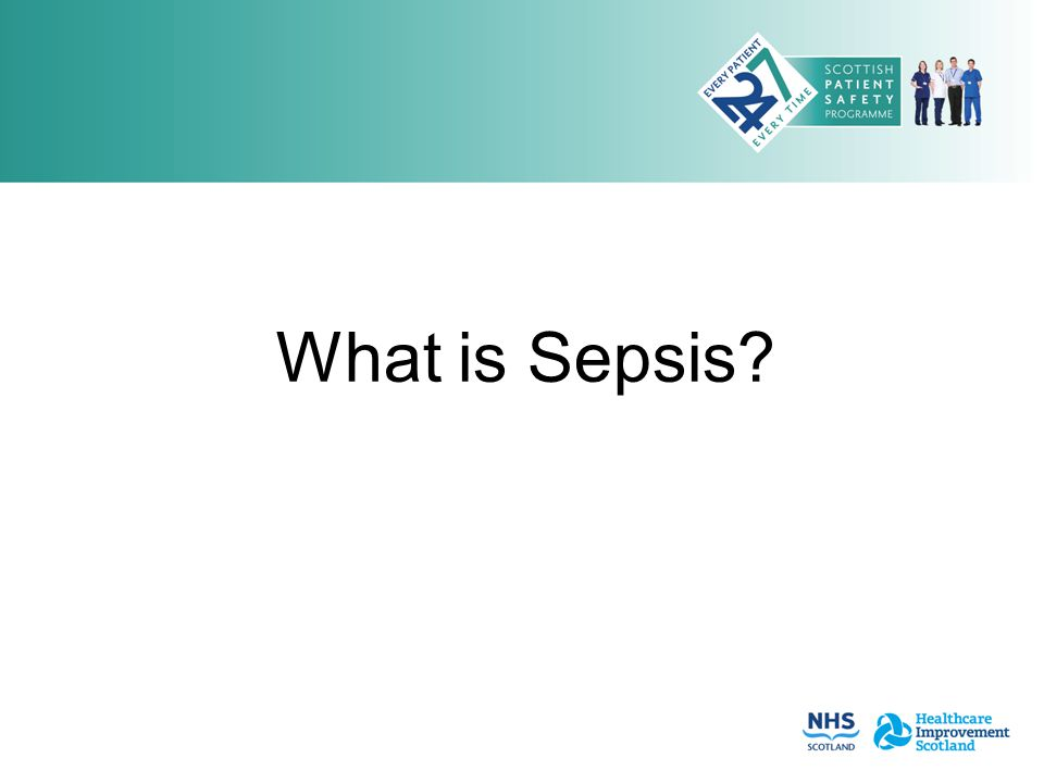 The Sepsis Six 1.Deliver high-flow O 2 (>98% SpO 2 ) 2.Take blood cultures and consider source control 3.Give IV antibioticsaccording to local protocol 4.Start IV fluid resuscitation (min 500ml) and reassess 5.Check serum lactate & FBC 6.Commence accurate urine output measurement and consider urinary catheterisation All within one hour © Ron Daniels 2010
