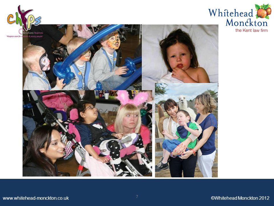 www.whitehead-monckton.co.uk ©Whitehead Monckton 2012 British 10K Team! 18