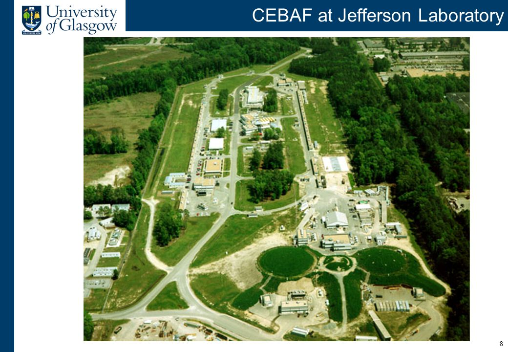 8 CEBAF at Jefferson Laboratory