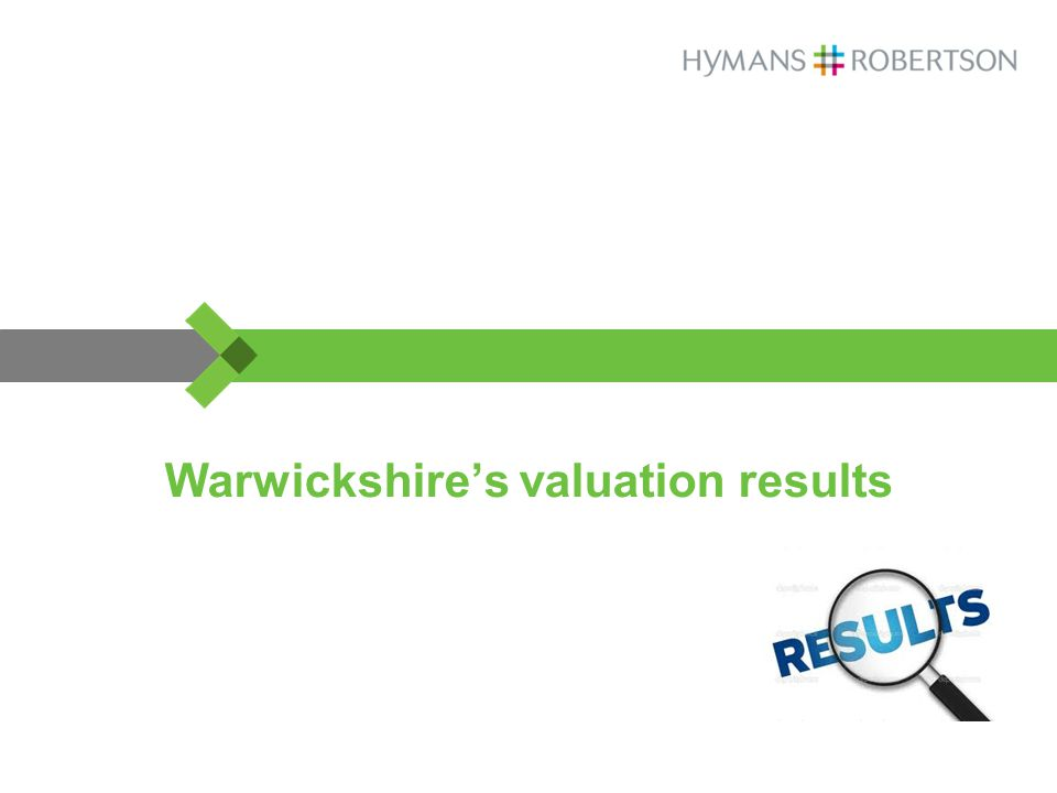 Warwickshire's valuation results