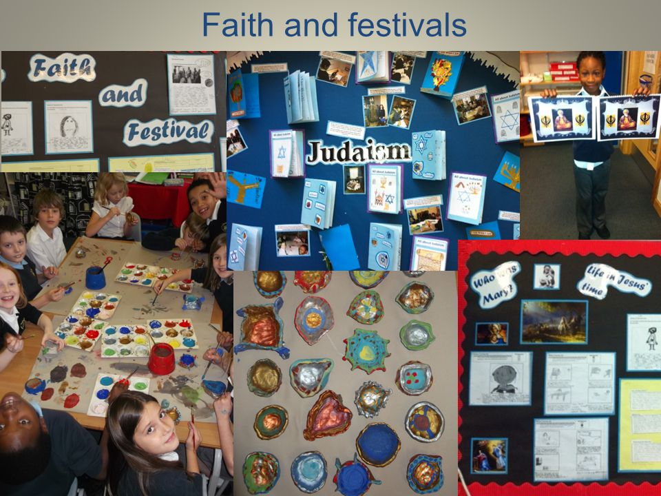 Faith and festivals