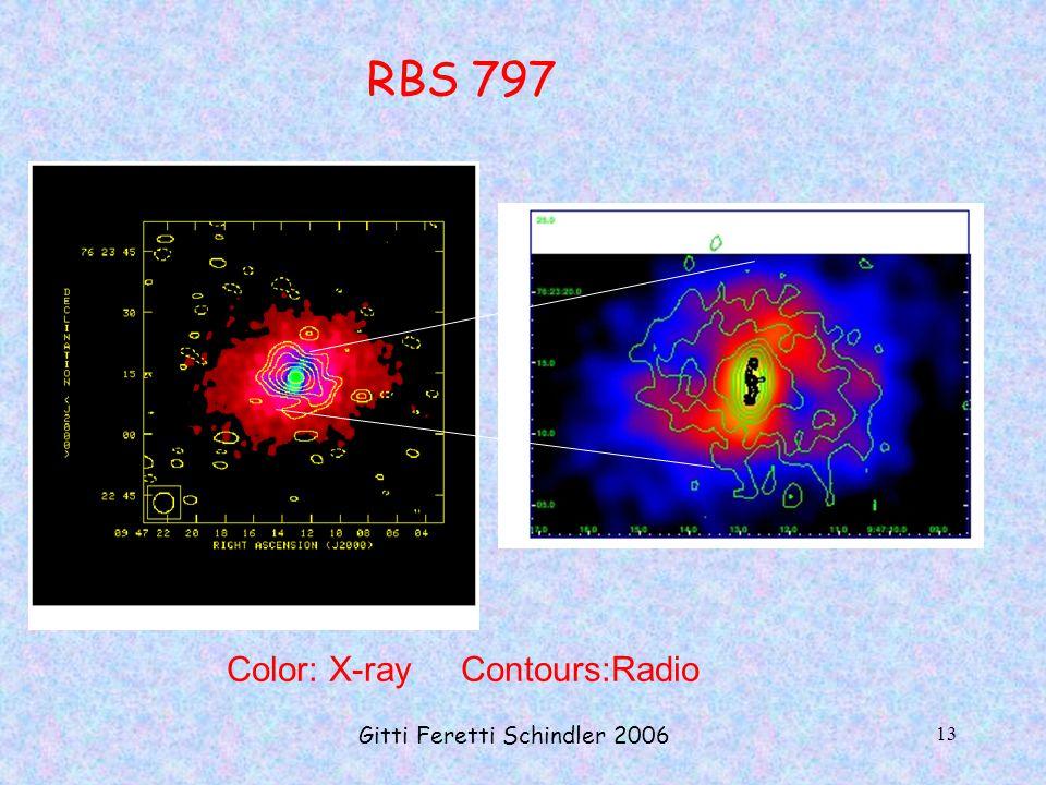 13 Gitti Feretti Schindler 2006 RBS 797 Color: X-ray Contours:Radio