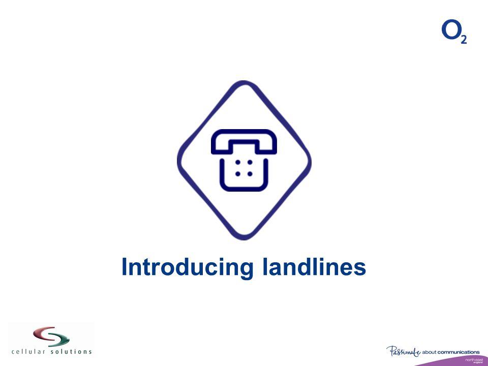 Introducing landlines