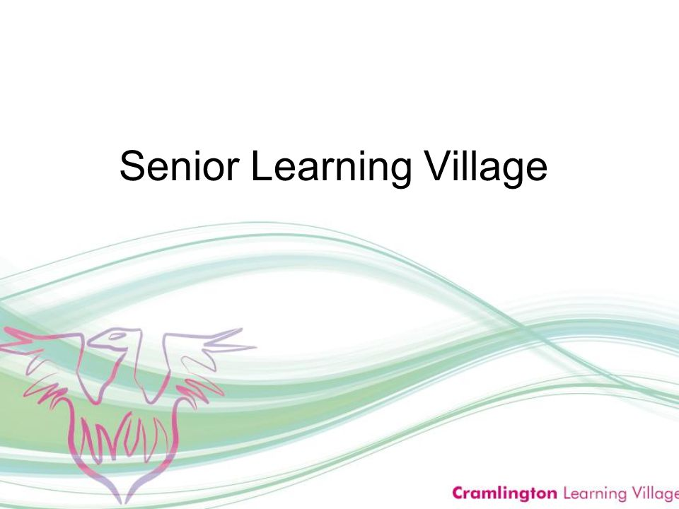 Senior Learning Village