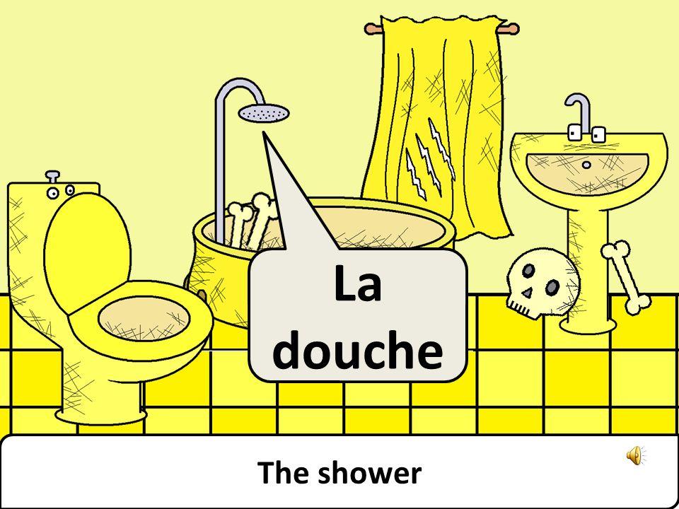 The sink Le lavabo