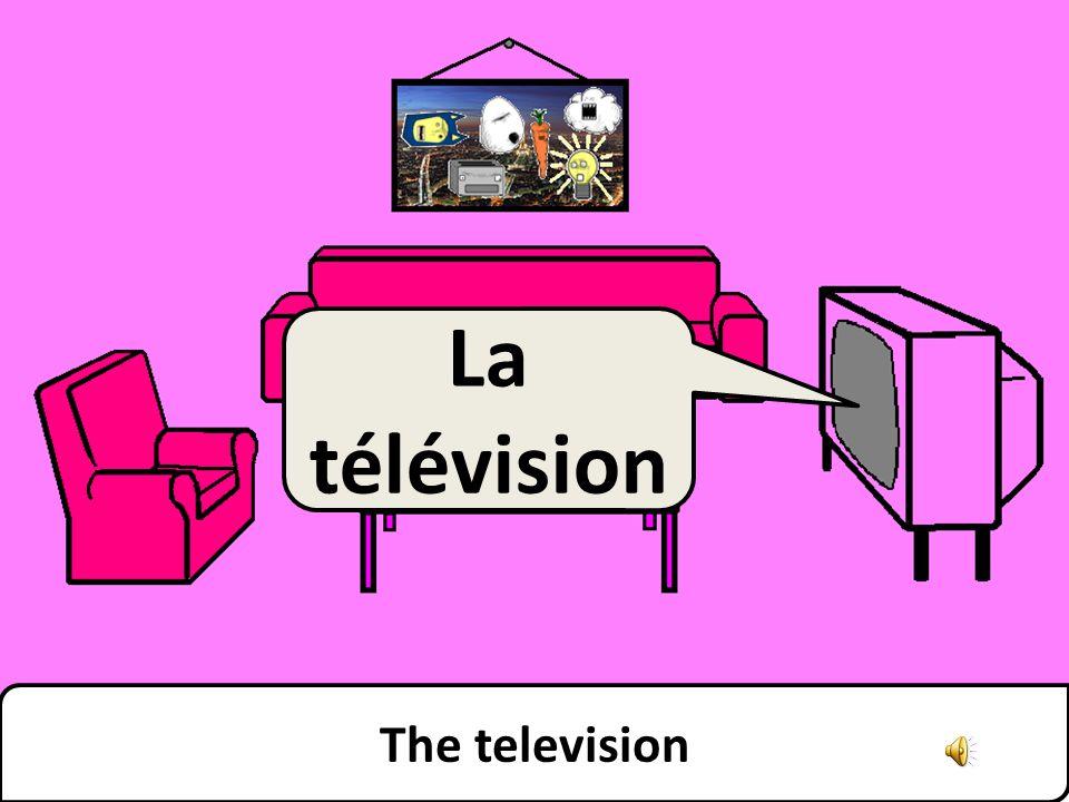 The television La télévision