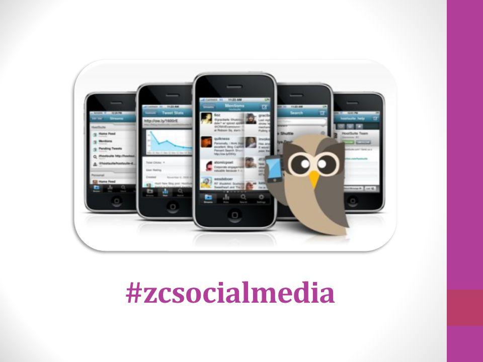 #zcsocialmedia