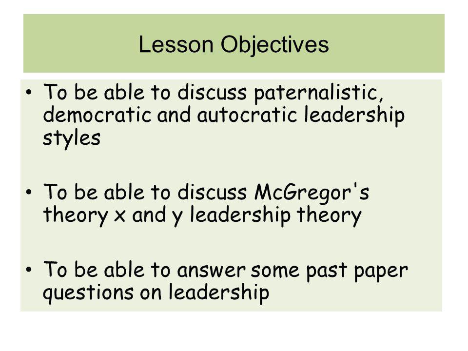 College Essay On Leadership