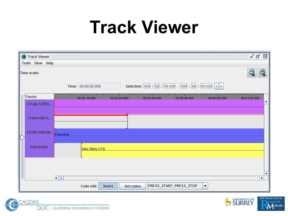 Track Viewer