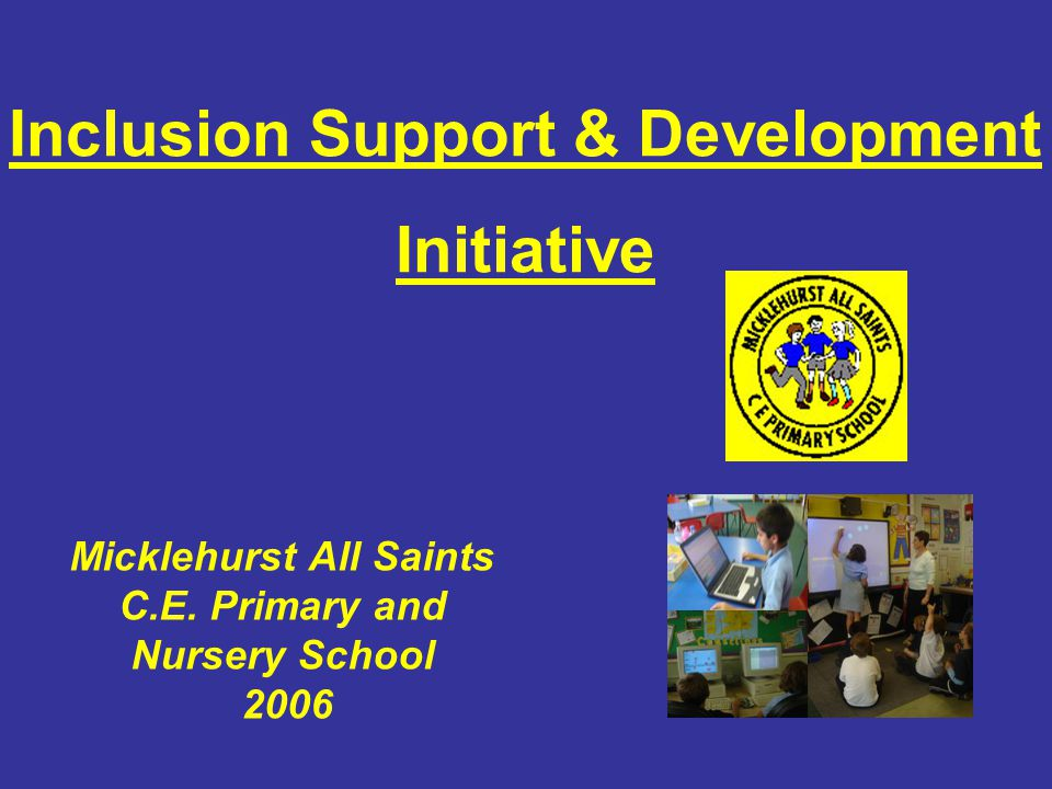Introduction  The opportunity of a valuable teaching resource and training.