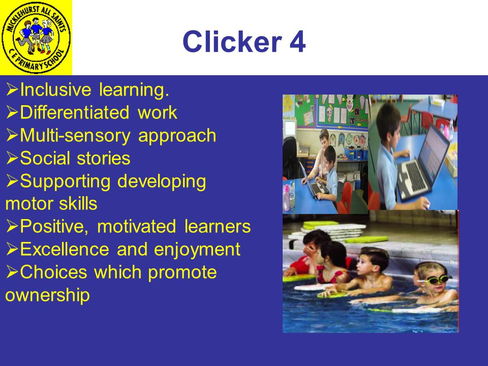 Word and Number Shark  Consolidation of learning by repetition  Fun, interactive approach  Immediate impact  Progress monitored and record of assessment  Multi-faceted practice  Engaged pupils