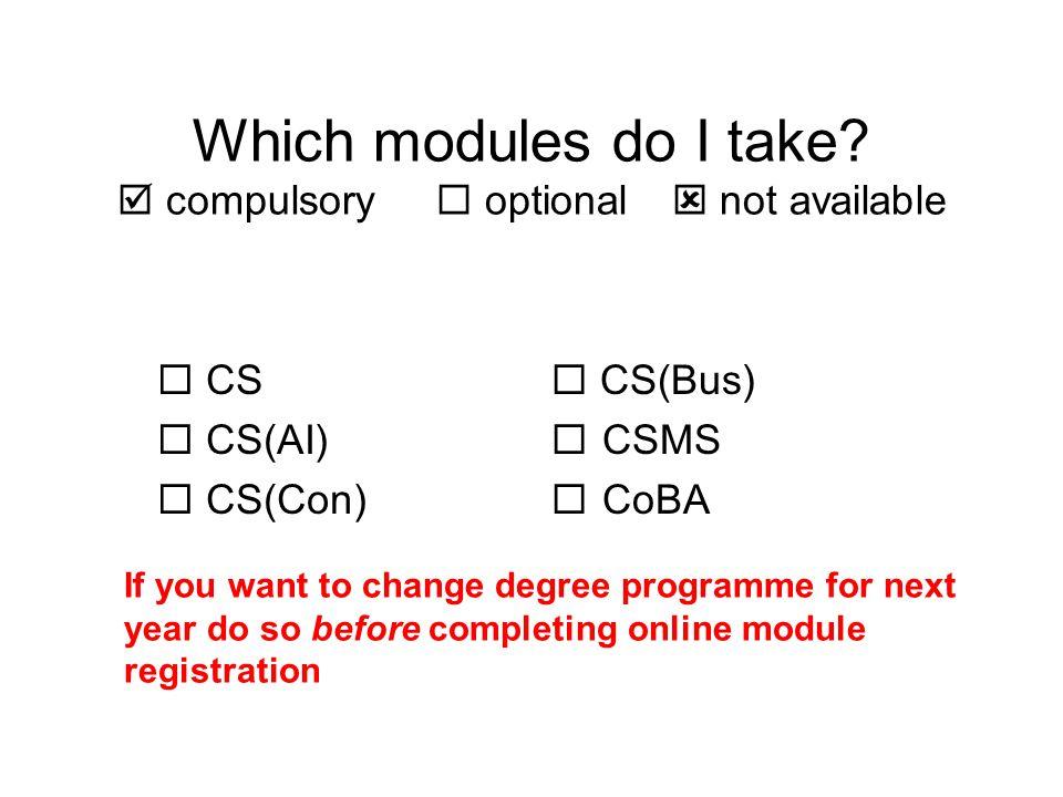 CO538 Concurrency Design & Practice  CS  CS(AI)  CS(Con)  CS(Bus)  CSMS  CoBA Autumn