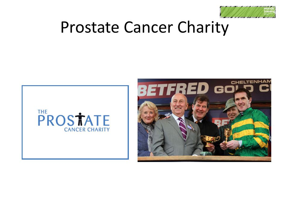 Prostate Cancer Charity