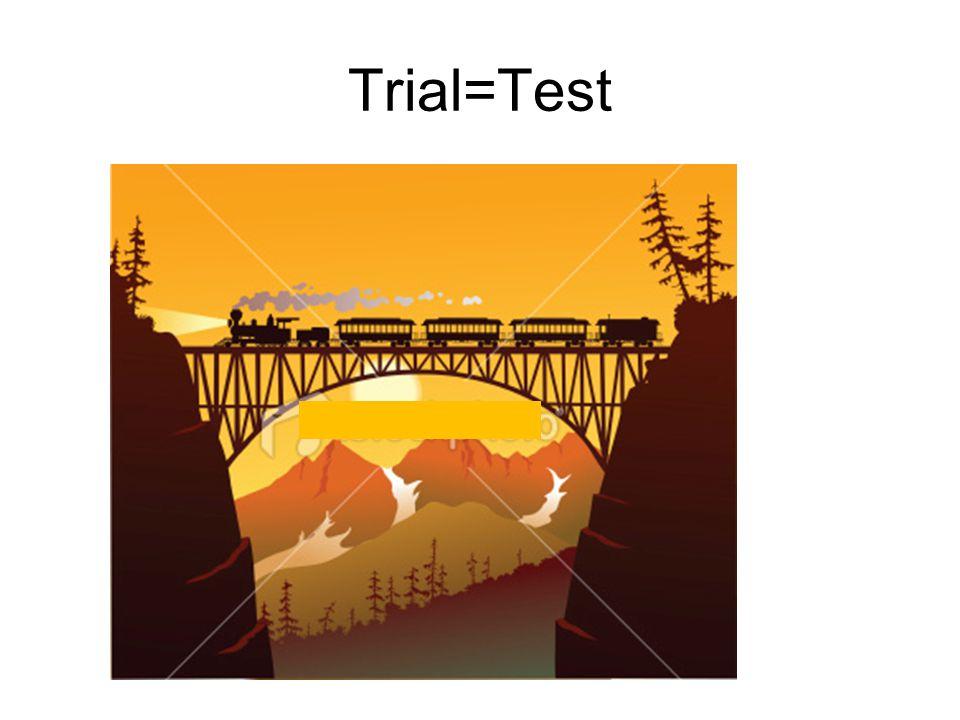 Trial=Test xxx