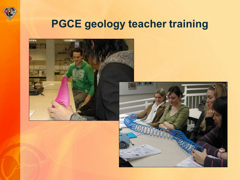 PGCE geology teacher training