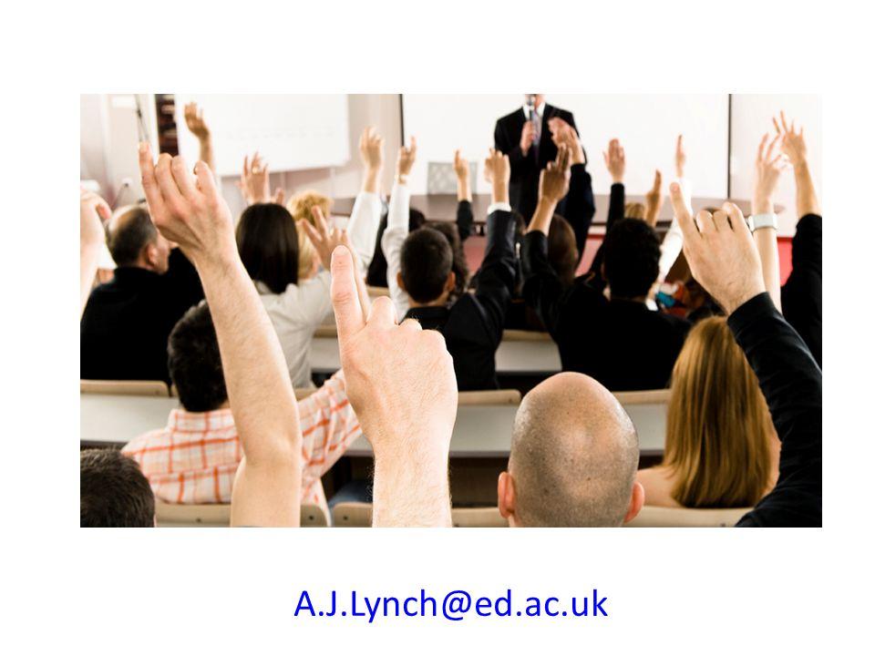 A.J.Lynch@ed.ac.uk