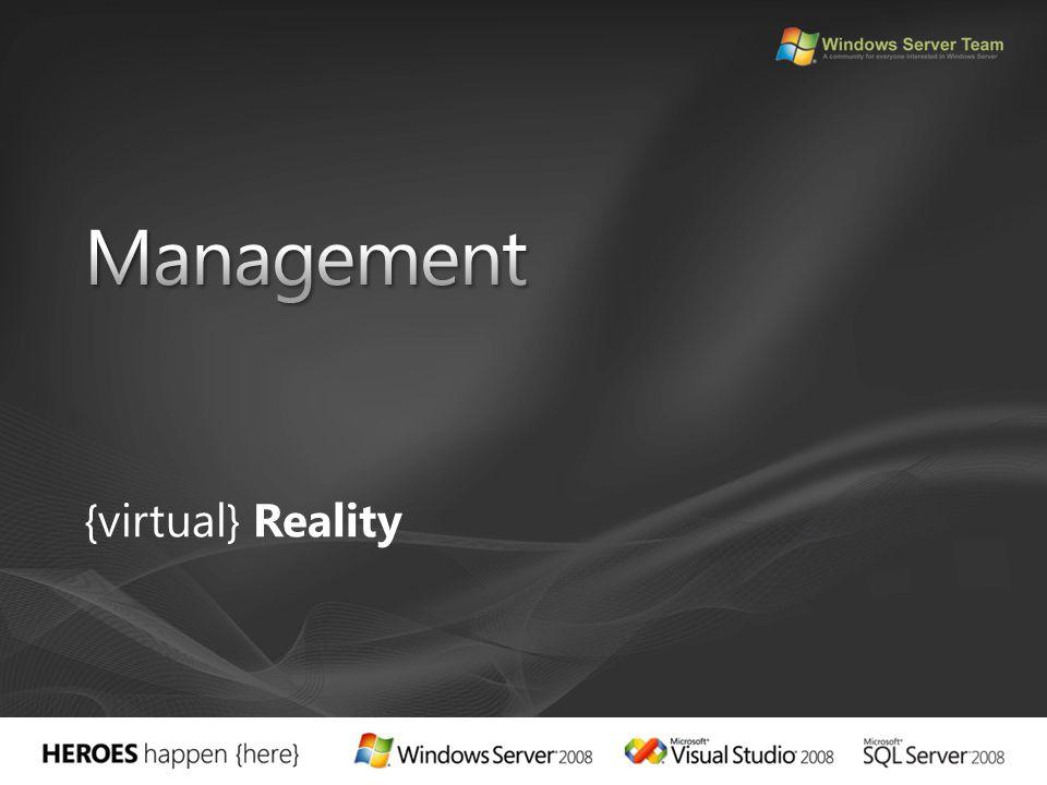 {virtual} Reality