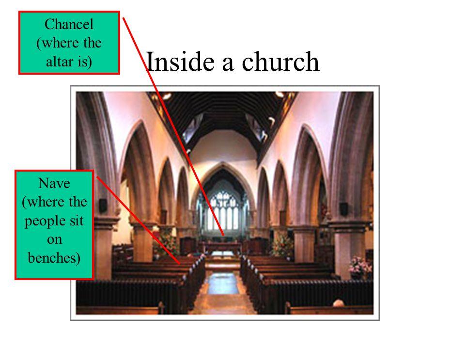 Applying Roman building ideas to churches Riveaulx Abbey