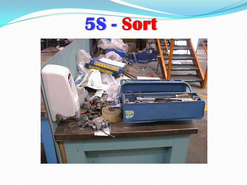 5S - Sort5S - Sort