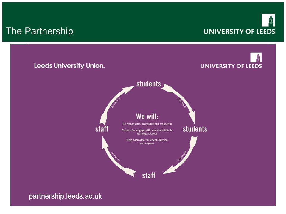 The Partnership partnership.leeds.ac.uk