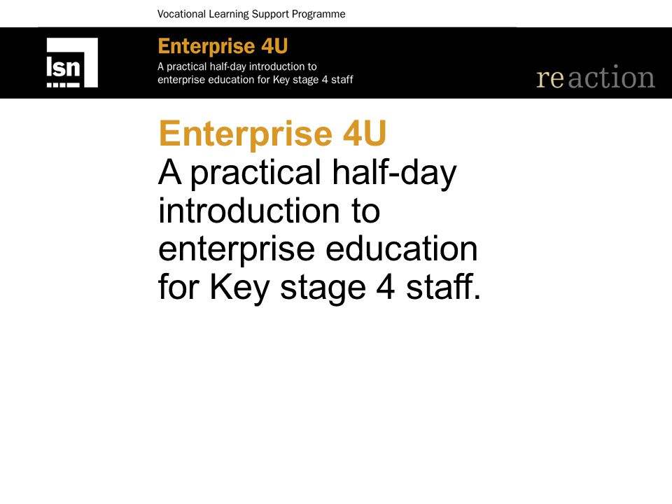 What is enterprise.In groups of four or five, design a poster that depicts an enterprising person.
