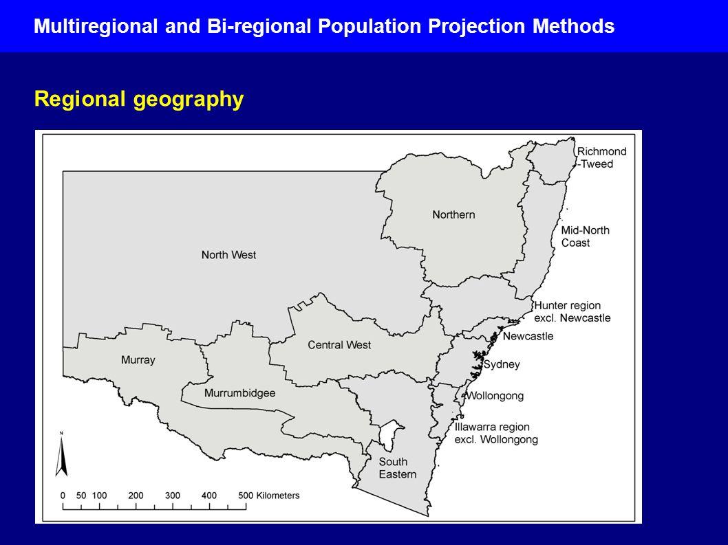 Regional geography