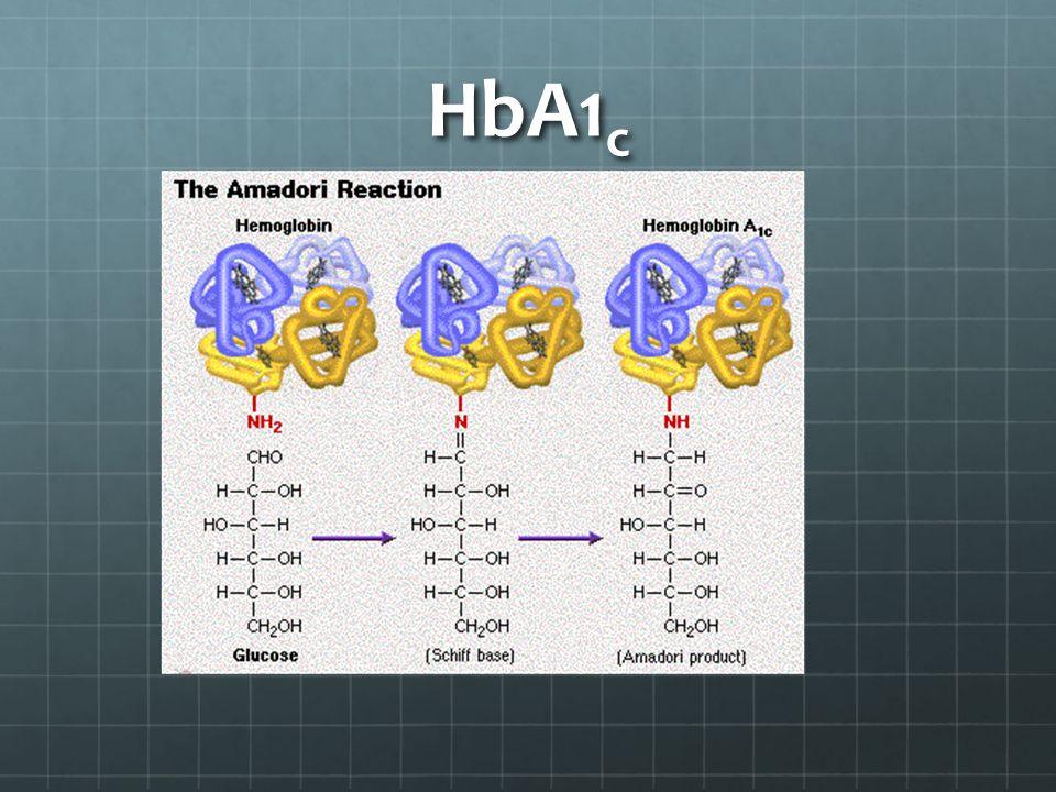 HbA1 c