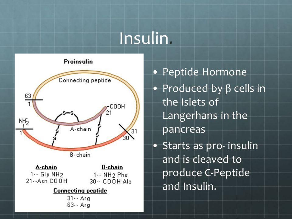 Insulin.