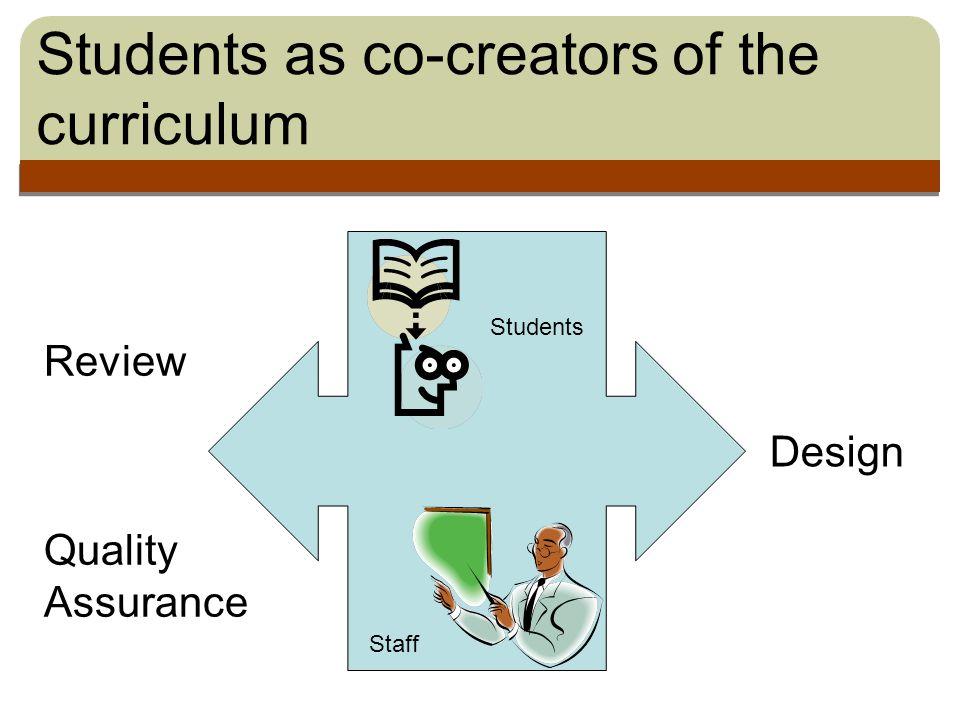 A responsive curriculum.