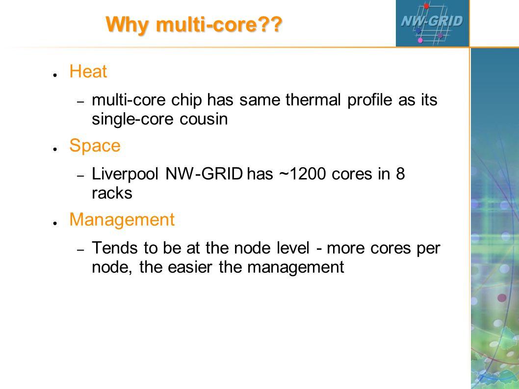 Why multi-core .