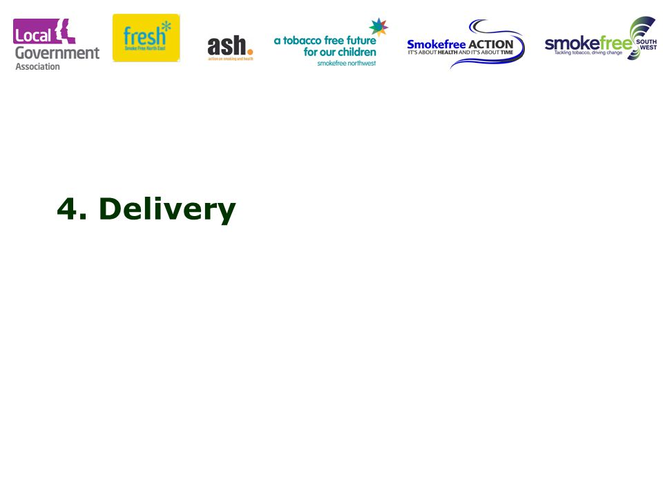 4. Delivery