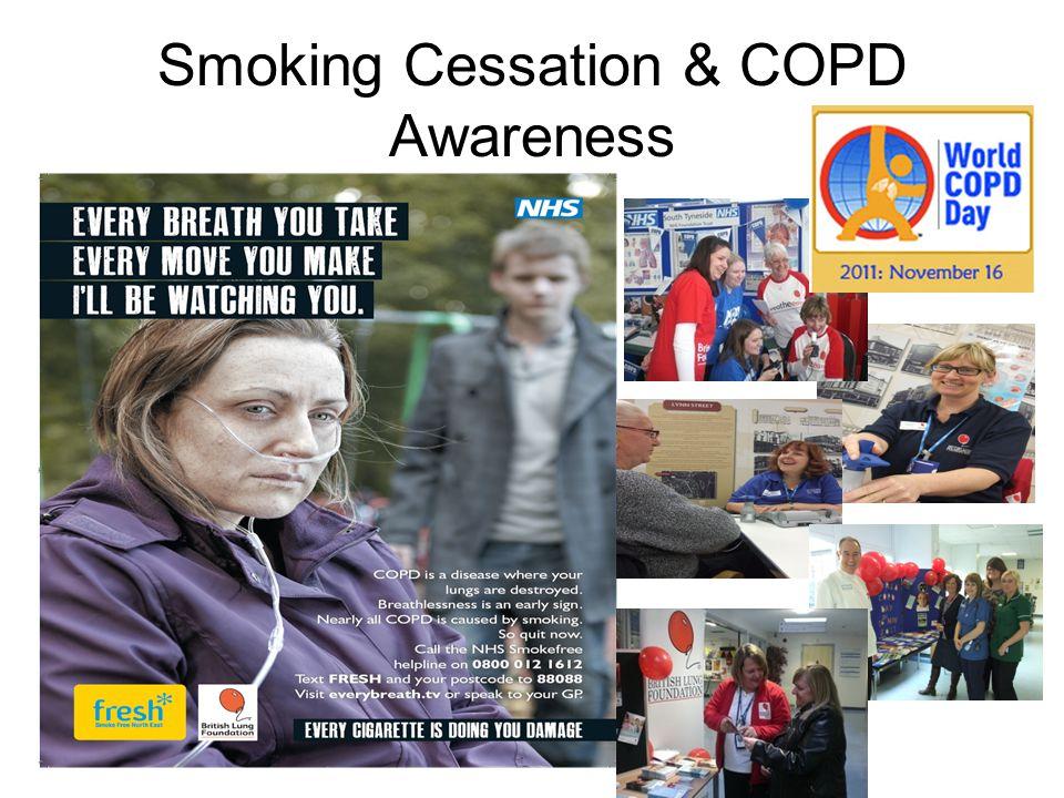 Smoking Cessation & COPD Awareness