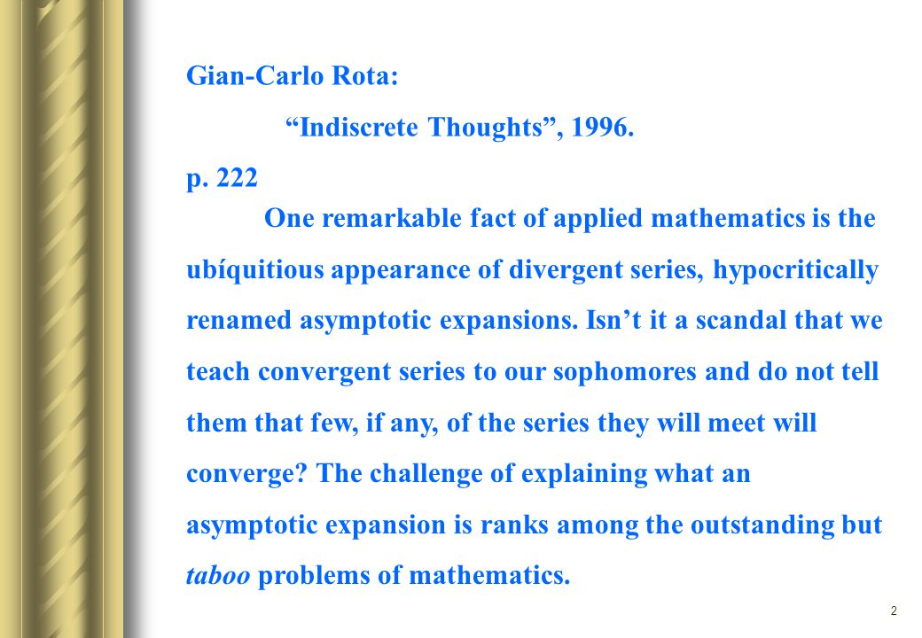 43 1.C.M. Adams, On the irregular cases of linear ordinary difference equations, Trans.