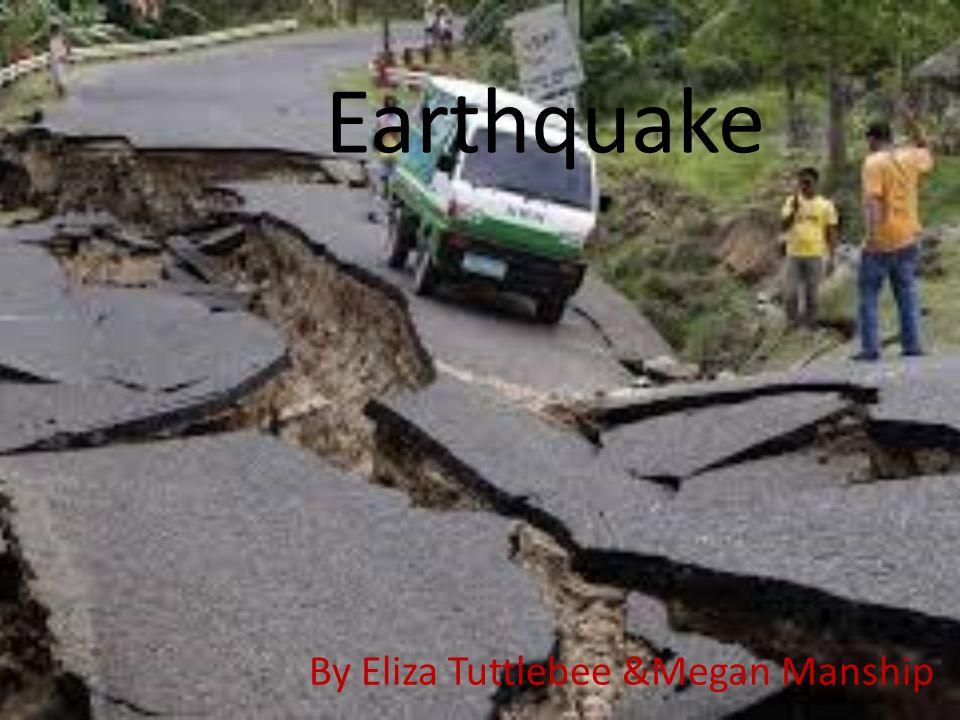 Named earthquakes