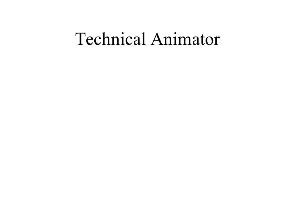 Technical Animator