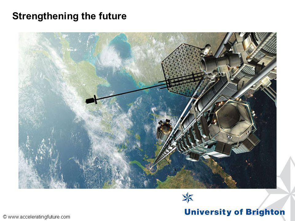 Strengthening the future © www.acceleratingfuture.com