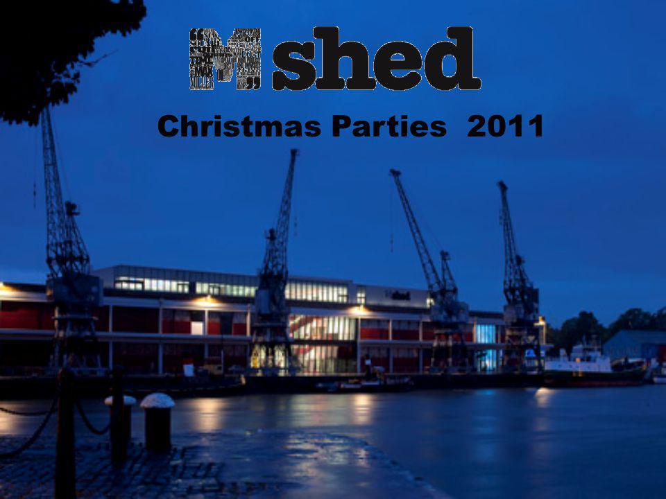 Christmas Parties 2011