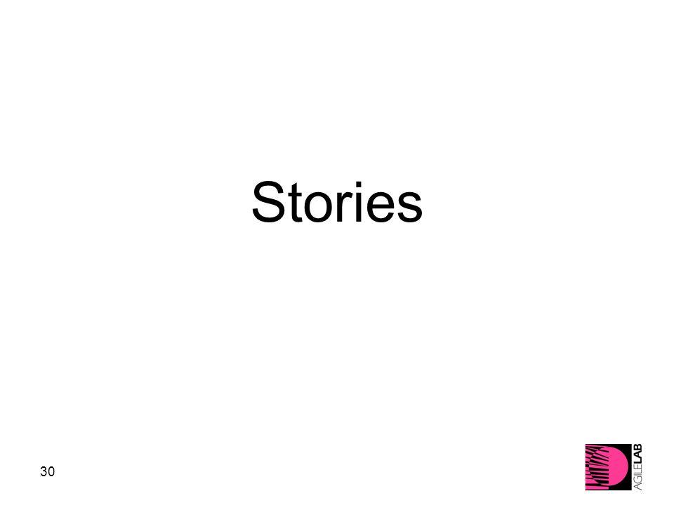 30 Stories