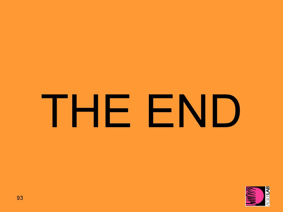 93 THE END