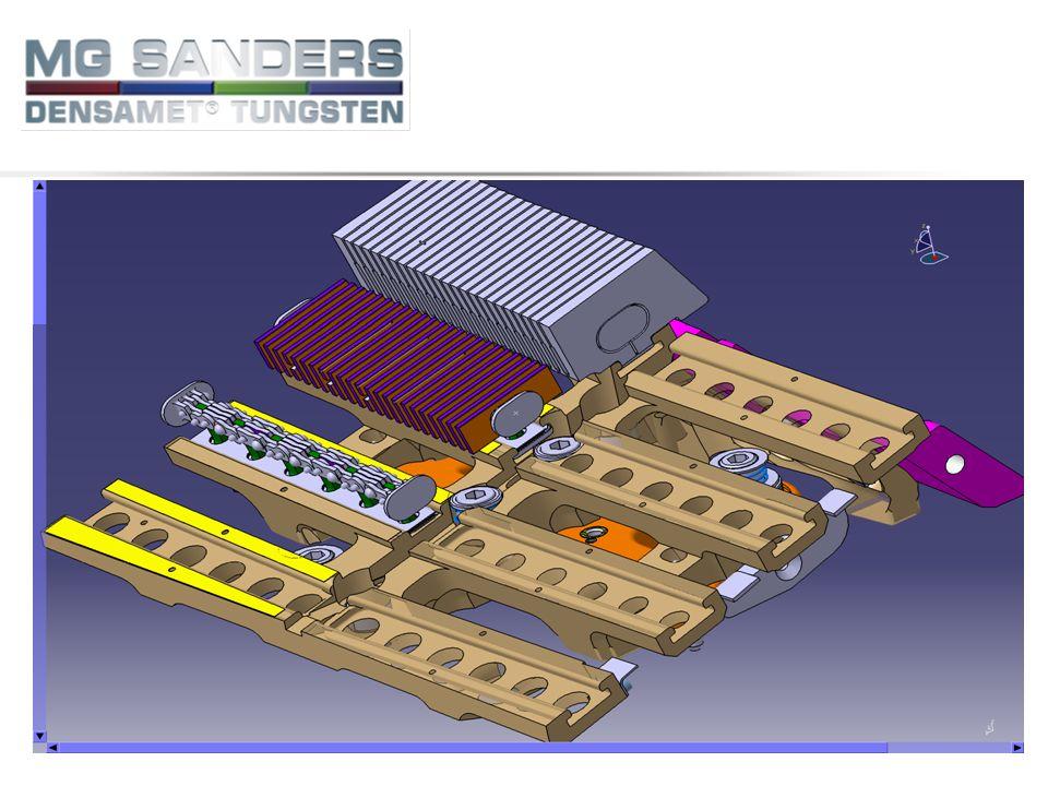 DENSAMET® Tungsten Division Prismatic Machining Division Valve Stems Division Antennas Division